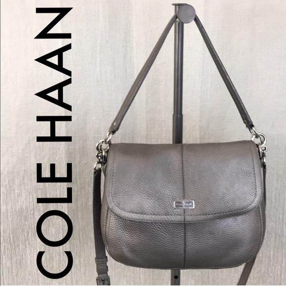 f54e5d3cf3 Cole Haan Handbags - ⭐ COLE HAAN SHOULDER/CROSSBODY BAG 💯AUTHENTIC